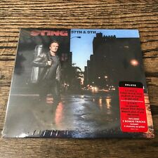 57th & 9th [Deluxe Version] by Sting (CD, Nov-2016, Interscope (USA))