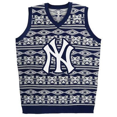 Fanartikel Neu Lizenziert New York Yankees Ugly Weihnachten Pullover S ___ S90 GüNstigster Preis Von Unserer Website Weitere Ballsportarten Gelernt Too Cool