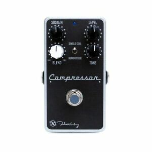 Keeley Compressor Plus Guitar Effects Pedal - Leominster, Massachusetts, United States - Keeley Compressor Plus Guitar Effects Pedal - Leominster, Massachusetts, United States