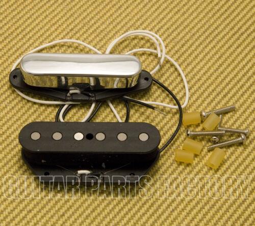 099-2263-000 Genuine Fender Tex-Mex Telecaster//Tele Guitar Pickups Set