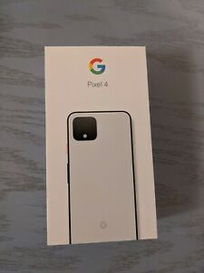 Google-Pixel-4-64gb-Clearly-White-Factory-Unlocked-Brand-New-in-Box
