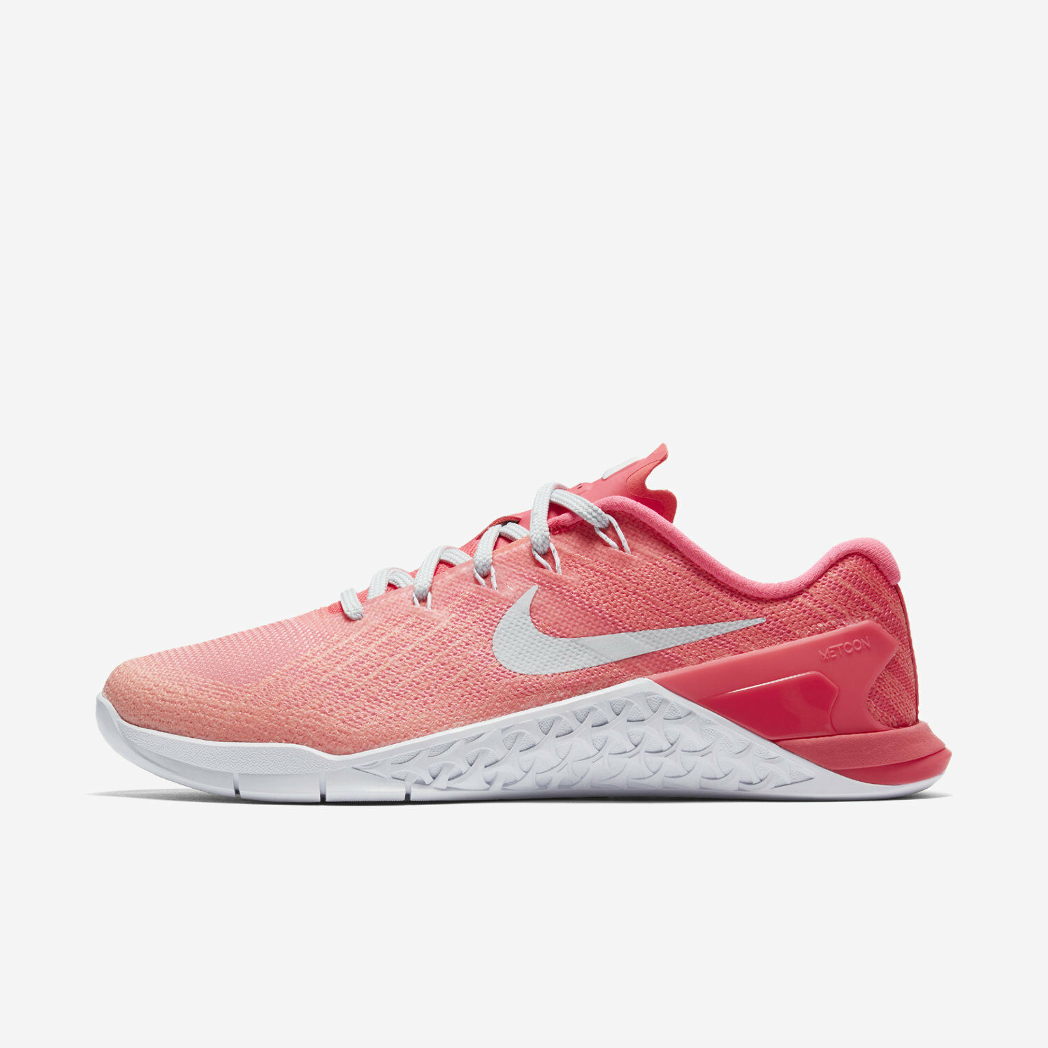 WOMEN'S Nike Metcon 3 FADE Sz 8.5-11 Sunset Glow Platinum 902175-800 FREE SHIP