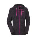 Cheap Sale Women THE NORTH FACE Mezzaluna Fleece Hoodie Zip Jacket Black XS S
