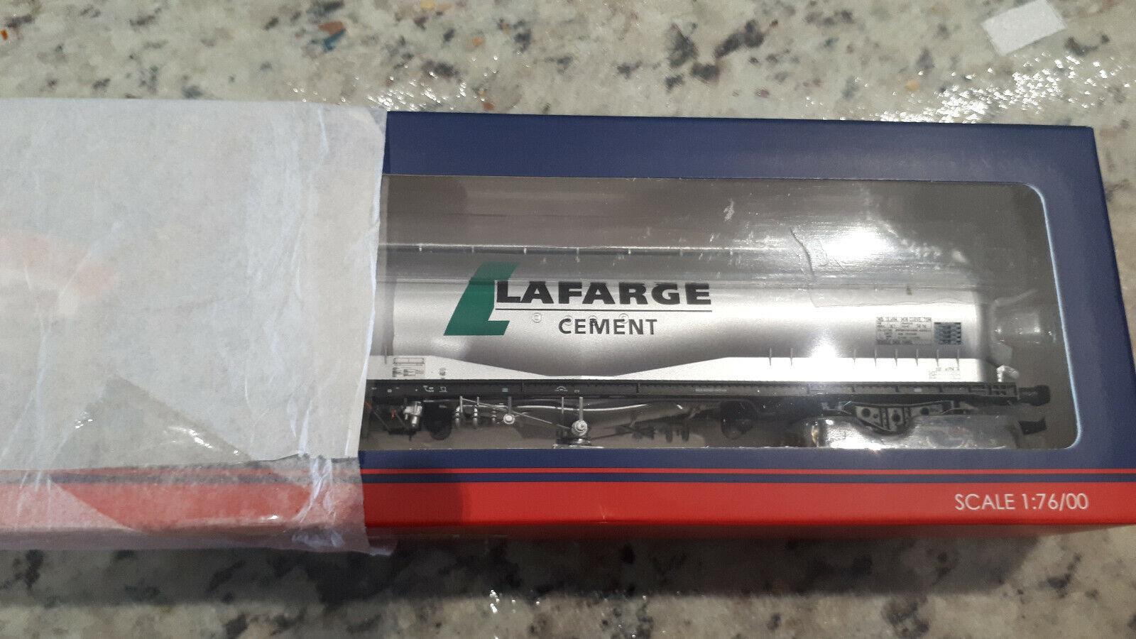 Bachuomon 38200 JPA Bogie Cement Wagon VTG LaFarge Cement