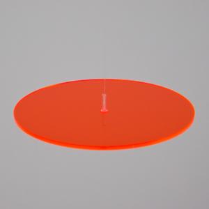 CIM Sonnenfänger SunDancer KREIS 150 orange wetterfest lichtreflektierend Deko