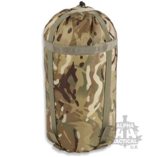 MTP MULTICAM COMPRESSION STUFF SACK SLEEPING BAG MINI BRITISH ARMY