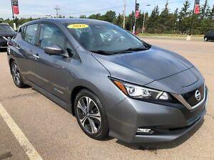 2018 Nissan Leaf SL | Save $5000 With Provincial EV Rebate