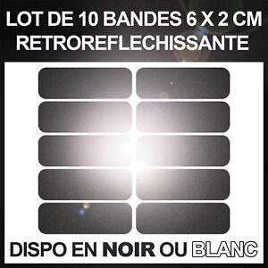 10-Bandes-adhesives-reflechissantes-pour-signalisation-sur-casque-6x2-cm