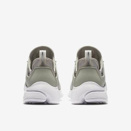 Wmns Nike Air Presto Ultra BR UK 5.5 EUR 39 Grigio Chiaro Bianco Nuovo 896277 001