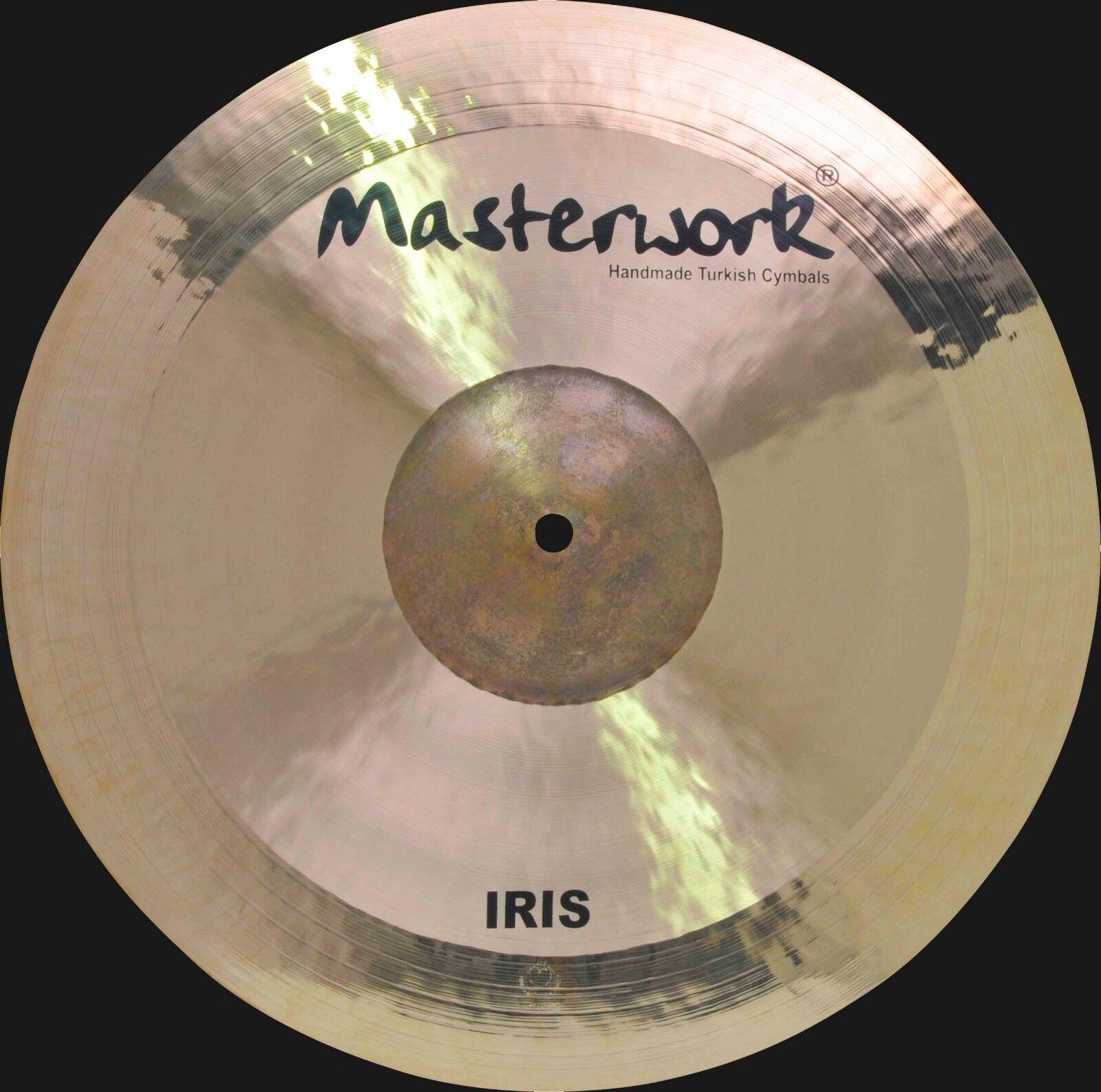 Masterwork Cymbals Iris Series 16   Iris Crash Cymbals