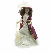 Dollhouse Miniature Doll Woman Porcelain 1:12 One inch scale K13 Dollys Gallery