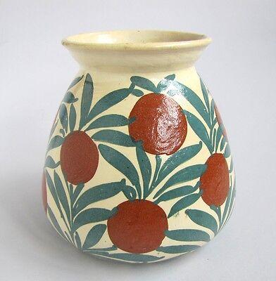 Ancien Vase signé Elchinger et Cie Soufflenheim Poterie Alsace Jean Garillon ?