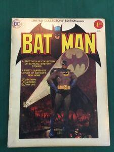 Batman-DC-Limited-Collectors-039-Edition-C-44-GD-VG-3-0-Off-White-Pages