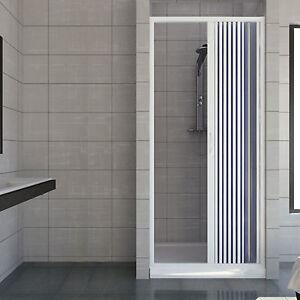 Box doccia parete o porta nicchia soffietto economico da cm 70 a 150 iva inclusa ebay for Porta doccia nicchia prezzi