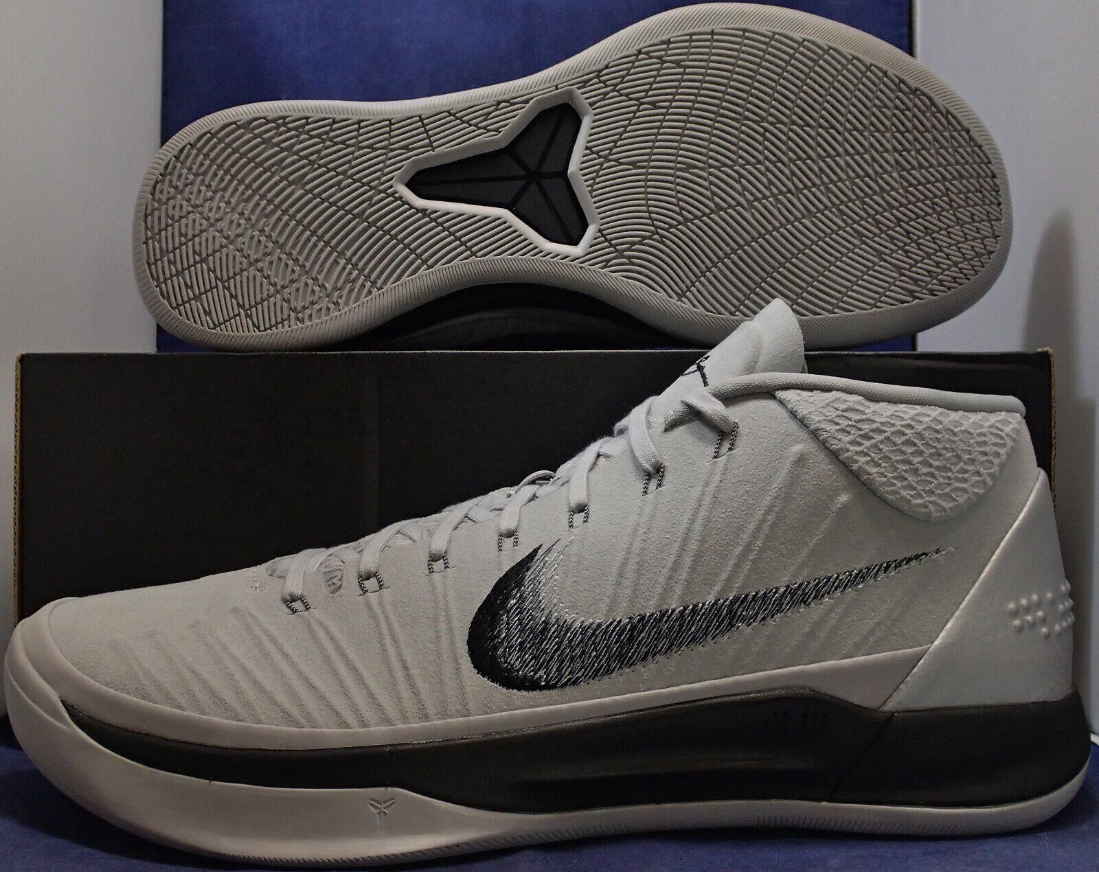 Nike Kobe a.D.Identifikation Silbergrau Schwarz Größe 13 (Ao4789-991)    | Abgabepreis