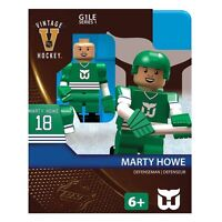Marty Howe Oyo Hartford Whalers Vintage Nhl Hockey Figure G1