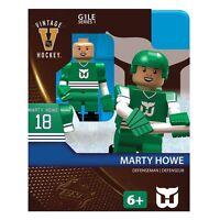 Marty Howe Oyo Hartford Whalers Vintage Nhl Hockey Figure G1