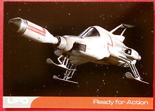 UFO - Card #41 - Ready for Action - Unstoppable Cards Ltd 2016