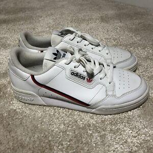 adidas originals junior continental 80 trainer
