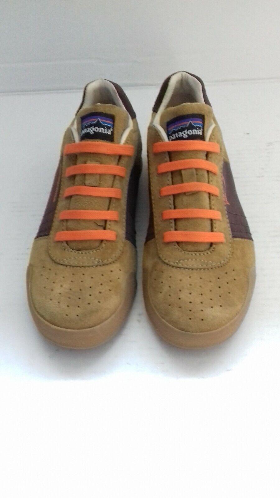 Patagonia Mens shoes QUINTIN dark bamboo Size UK 6.5, Euro 39.5 New