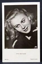 Irmin Schreiter - AK Foto - Autogramm-Karte - Photo Postcard ( G-2575