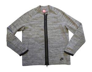 Nike Sportswear Tech Knit Mens Bomber Jacket, Jackets