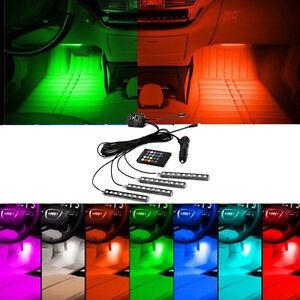 7 farbe fernbedienung farbe universal auto rgb led. Black Bedroom Furniture Sets. Home Design Ideas