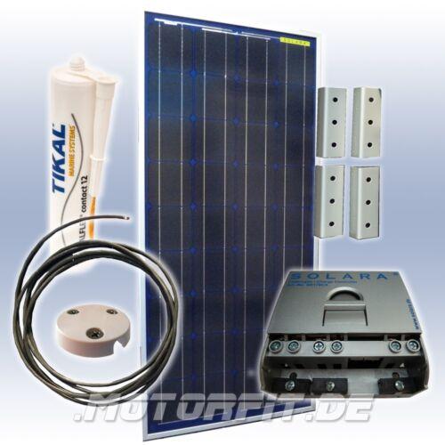 Solar-Profi-Spar-Set 12V Solaranlage 140W