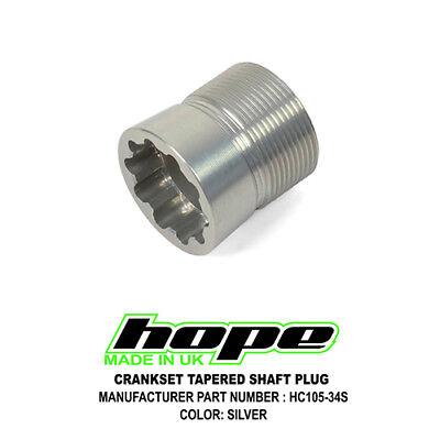 Brand New All Colors Hope Cranks Crankset Shaft End Cap HC105-28