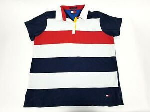 cff9bba6 Vintage Tommy Hilfiger Short Sleeve Polo Size Youth Extra Large XL ...