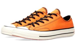 8edf108cd0ad Converse Chuck Taylor All Star 70 Ox Vince Staples Orange ~ SZ Men ...