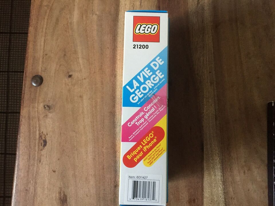 Lego andet, Life of George : 21200