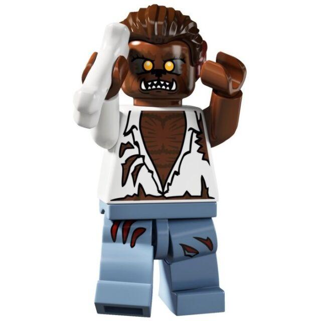 NEW LEGO MINIFIGURES SERIES 4 8804 Werewolf