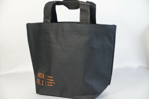 """Bag for Bento Lunch box /""""Bag for Noir Deli 2 Lairs/""""  Polyester"""