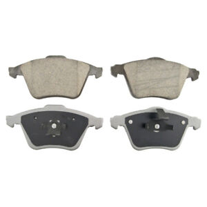 Disc Brake Pad Set-ThermoQuiet Disc Brake Pad Front Wagner QC833B