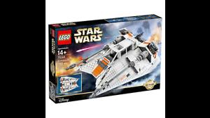 Lego 75144 Star Wars Snowspeeder Nouveau Scellé