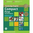 Compact First Student's Book Pack (Student's Book with Answers with CD-ROM and Class Audio CDs(2)) by Peter May (Mixed media product, 2014)