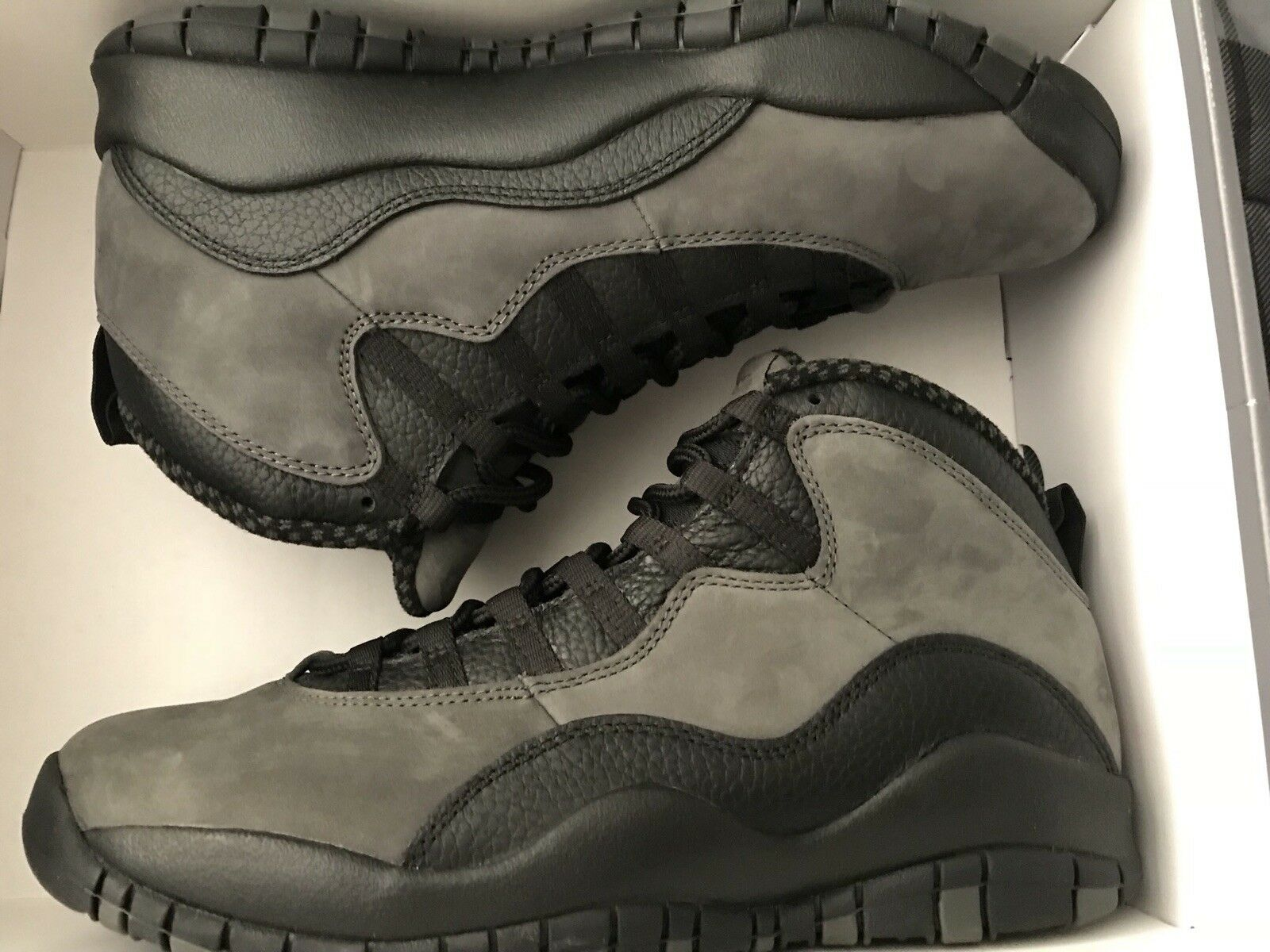 Air Jordan 10 Shadow Men's Size 9.5
