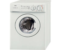 Zanussi Zwc1301 3kg Compact Washing Machine In White Fa2394