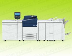 Details about Xerox Versant 80 Digital Press Color Production Printer  Copier Scanner 80PPM