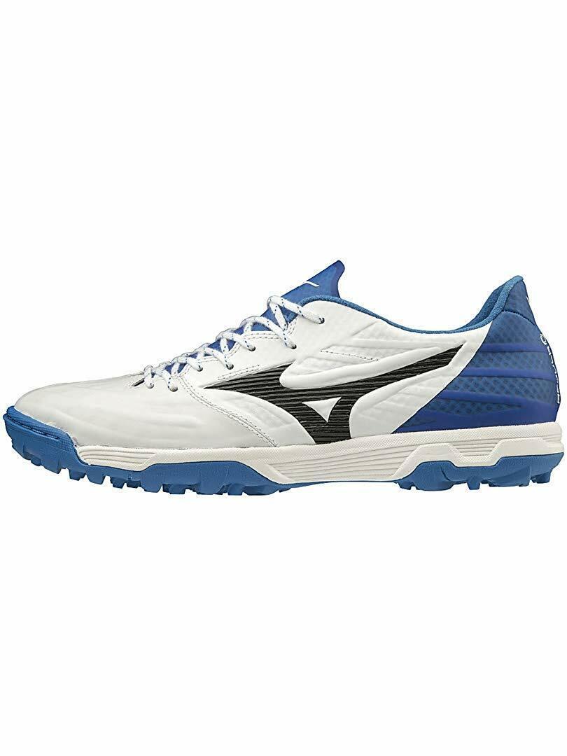 Zapatos de fútbol de Mizuno Rebula 3 Elite como P1GD1962 blancoo US11 (29cm)