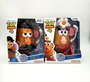 set Mr & Mrs Potato Head Disney Pixar Toy Story 4 Classic Figure 25 Anniversary