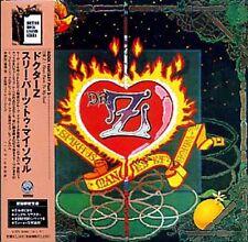 DR. Z Three Parts To My Soul ( 1971 ) Japan Mini LP CD UICY-9044