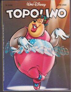 fumetto-TOPOLINO-WALT-DISNEY-numero-2058