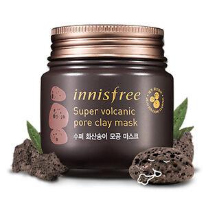 INNISFREE-Super-Volcanic-Pore-Clay-Mask-2X-100ml-Sebum-control
