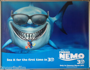 Cinema poster finding nemo 2003 2013 rerelease quad bruce ellen image is loading cinema poster finding nemo 2003 2013 rerelease quad altavistaventures Gallery