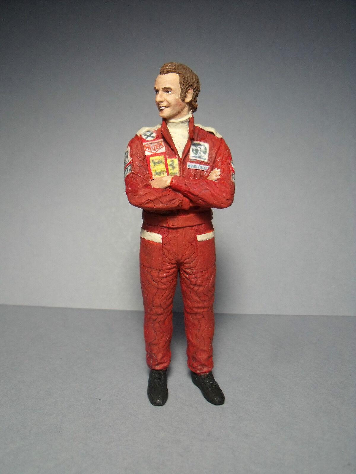 Niki Lauda 1  18 peintes personnage de VROOM pour FERRARI 312 T Brabham f1  authentique en ligne