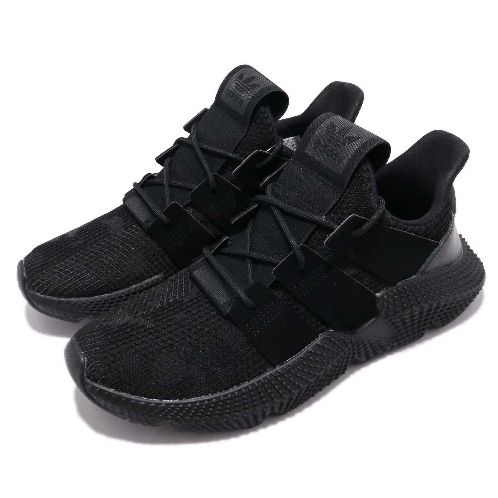 Adidas Originales prophere Negro para Hombre Correr Tenis para zapato de estilo de vida informal DB2706