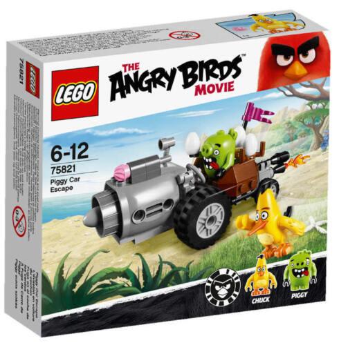 NEU /& OVP LEGO® Angry Birds™ 75821 Piggy Car Escape NEU /& OVP Chuck