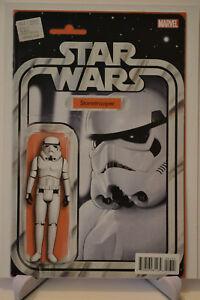 Star Wars # 15 Action Figure Variant Cover NM Marvel